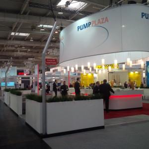Pump Plaza